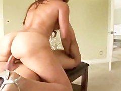 La culona Monique Fuentes pegando una linda follada