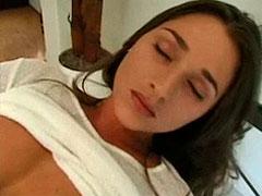 Venezolana muy adicta al sexo follando